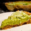 Coconut Avocado Key Lime Pie Feature